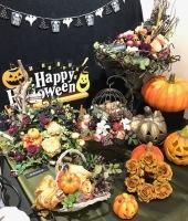 10/22オープン【ローズベリーの花飾り】